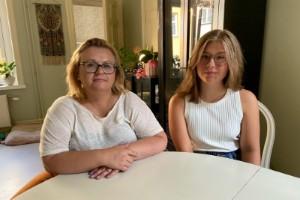 17-åriga Tea fick inte vaccineras – trots bokad tid