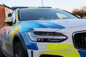 Polisen slog till på flera platser - fann vapenarsenal