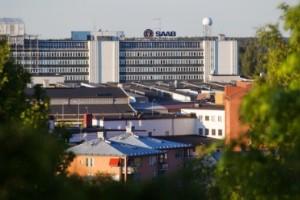 Saab säljer företag i Nederländerna