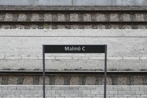 Tågstopp mellan Göteborg och Malmö