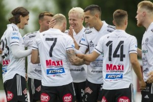 Motala mötte Landskrona - se matchen i efterhand här