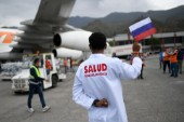 Vaccin till världen mjukt maktmedel för Moskva