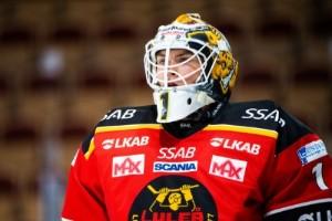 Wallstedt höll nollan för Luleå Hockey i J20-derby