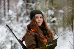 Sveaskog stärker en ny generation jägare