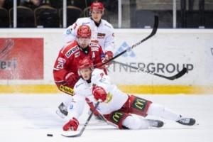 NHL-lånet knäskadad: Kände att det högg till