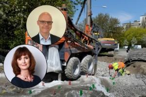 Arbetskraftsbrist inom infrastruktur hotar utveckling