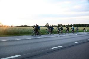 De tävlar på hemmaplan när Cykelvasan ställdes in