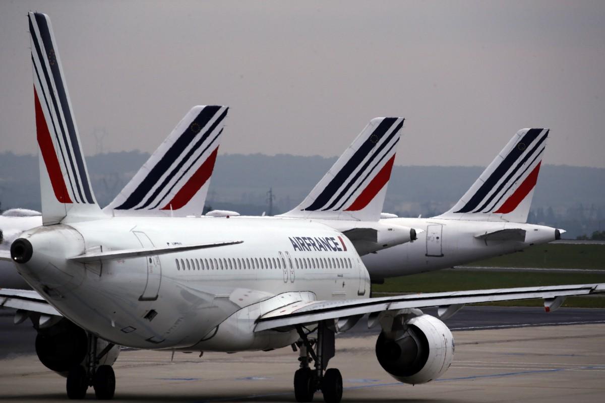 Air France/KLM återupptar flyg till Göteborg