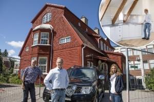 Inflyttningsklart på Villa Björkbacken – men budgeten sprack