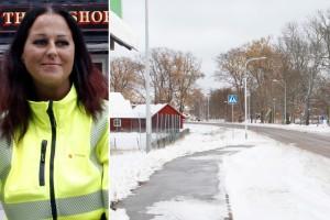 Efter nobben från Trafikverket – nytt försök att sänka hastigheten utanför skola