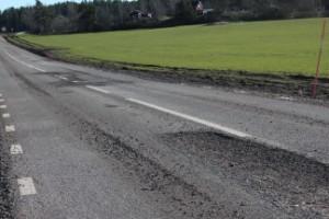 Laga vägen istället för att sänka hastigheten