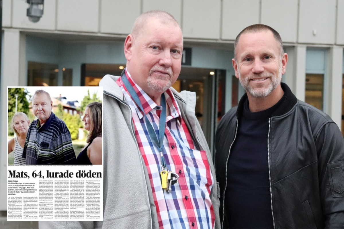 Mats lurade döden – snart syns han i TV3-dokumentär