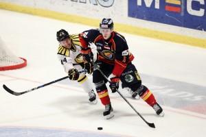 NHL-meriterad back klar för VIK