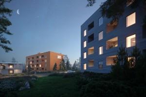 Klart: LKAB ska bygga 194 nya bostäder i Kiruna