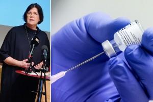 """Vårdpersonal i länet kan behöva byta vaccinstyp för dos två: """"Vi följer FHM:s riktlinjer"""""""
