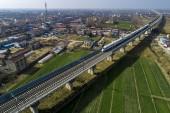 Trafikverket utreder järnväg på pelare