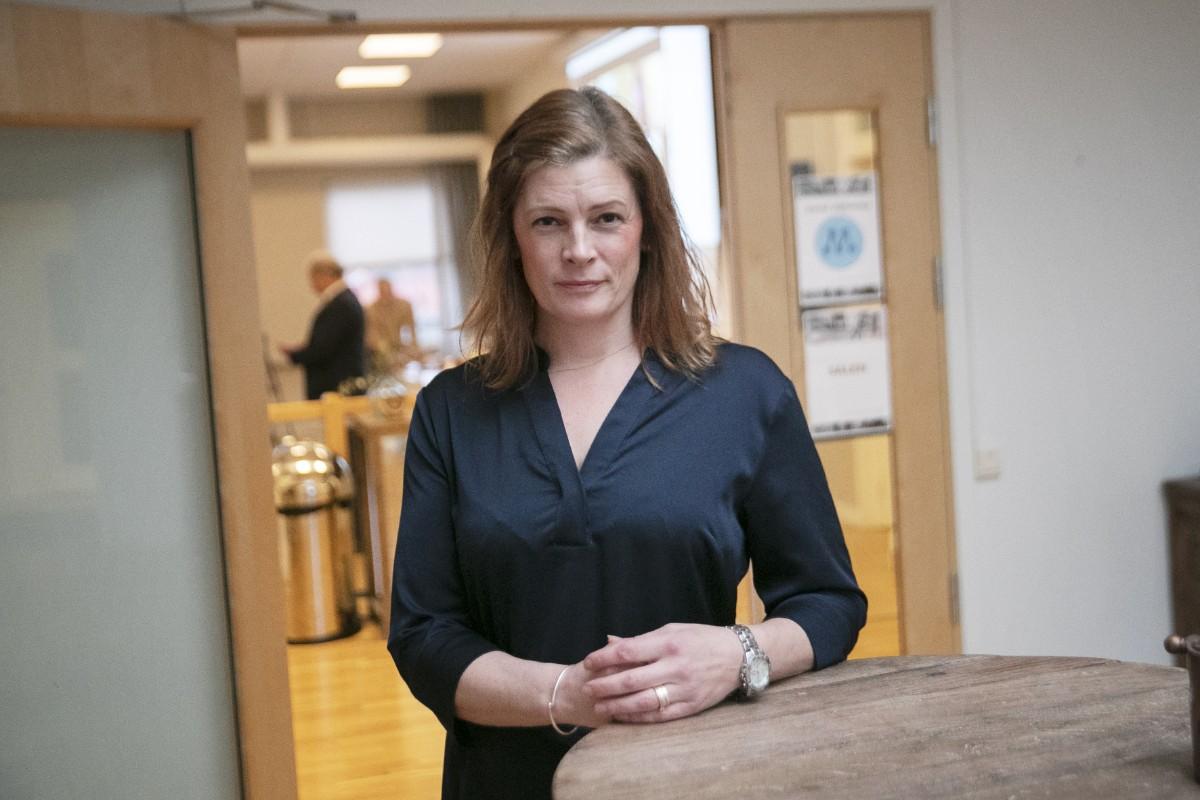 """Anna af Sillén om Skavstabeskedet: """"Ett viktigt beslut"""""""