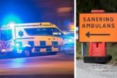 Var fjärde ambulansutryckning är misstänkt coronafall