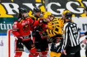 """Offrar sina kroppar – för Luleå Hockey: """"Både han och jag älskar det"""""""