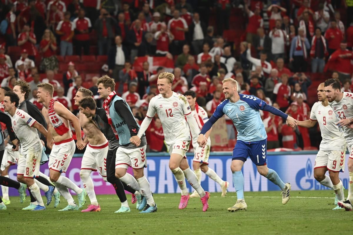 Danmark vann klart – vidare i EM