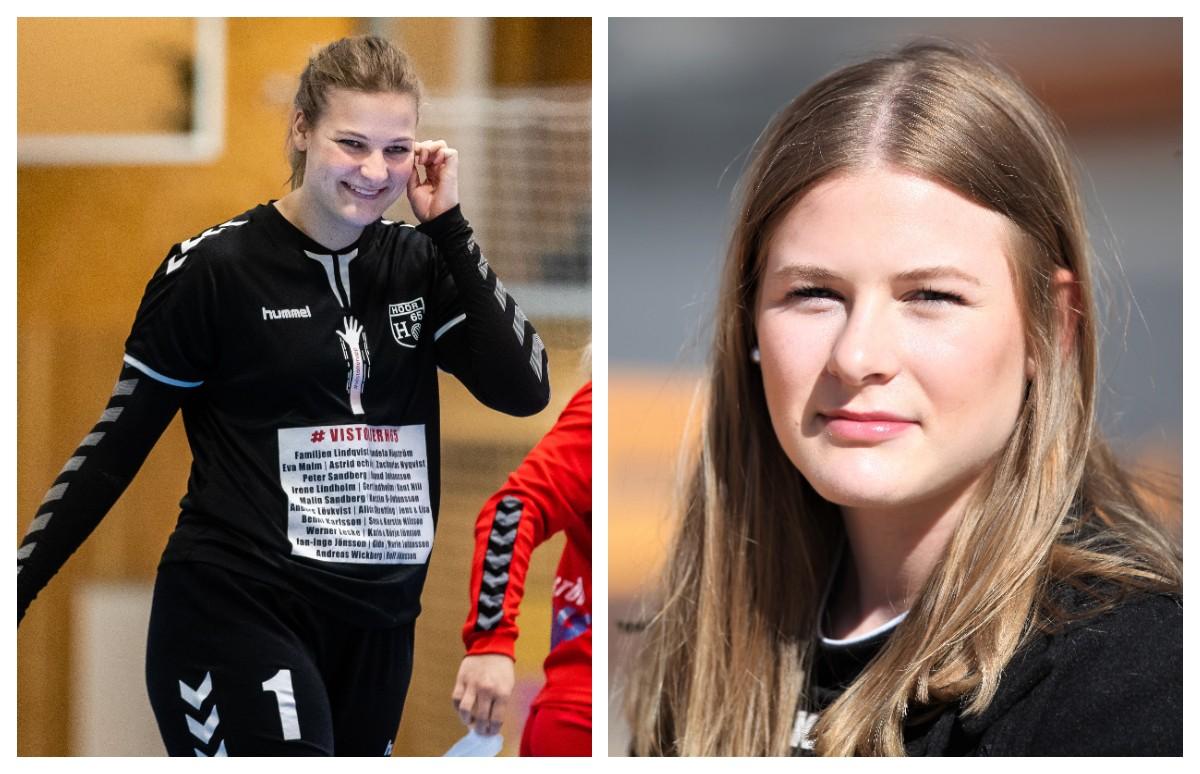 Tre målvakter från Eskilstuna i SM-kvart: Jättehäftigt