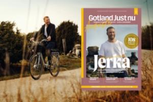 Nya numret av Gotland Just nu är här!