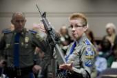 Vapenföretag vill förlikas efter skolskjutning