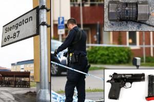 LISTA: Tidigare skjutningar i Norrbotten