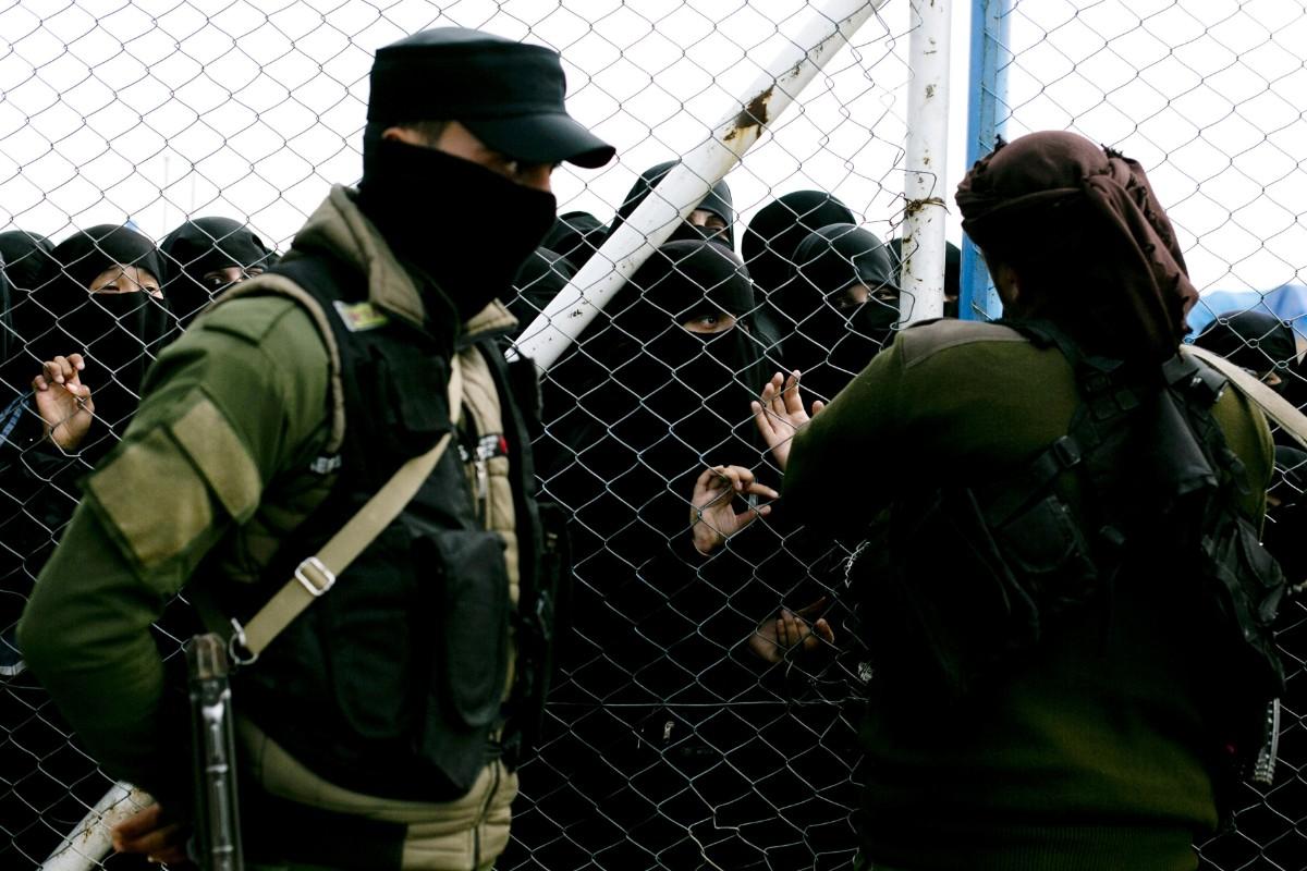 Uppgifter: Svenska kvinnor har lämnat IS-läger