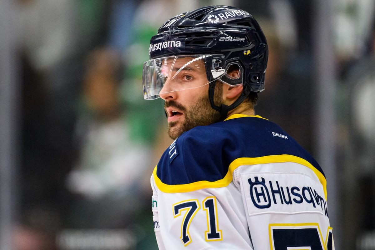 Avslöjar: Fröberg är klar för Luleå Hockey