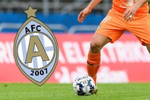 AFC värvar ung målvakt från Ukraina