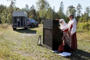 Orgelveckan blev en Orgelfestival