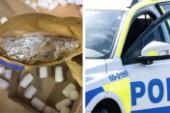 31-åring åtalas –hade knark i ryggsäcken på färjan