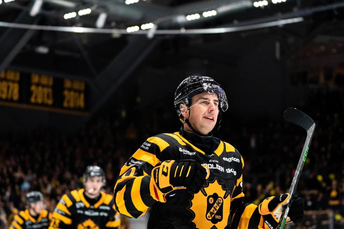 Joakim Lindström avgjorde glädjematchen