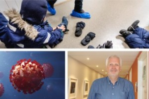 """Covidsjuka föräldrar lämnade barn på förskolan: """"Nolltolerans"""""""