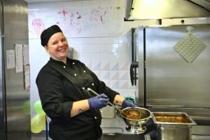 Matlagning för en sjättedel av Gotland