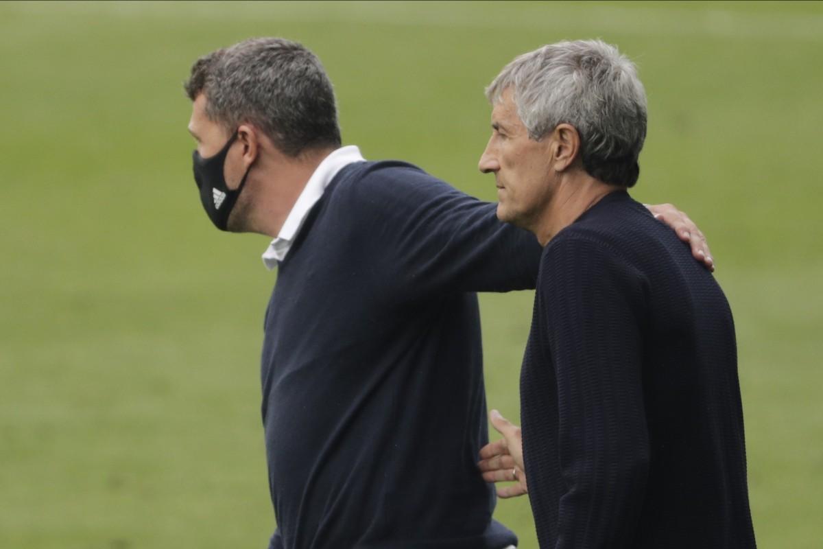 Celta Vigo sparkar tränaren