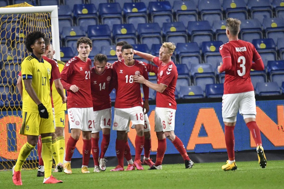 Sverige förlorade kritiserad landskamp