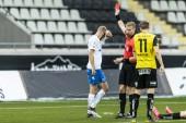 """Utvisningen fällde IFK: """"Klart att det är rött"""""""