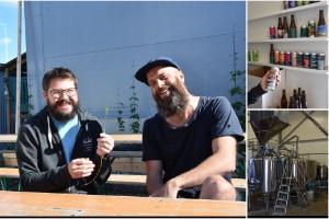 """Med ölet """"Kranen"""" närmar de sig hundra lokala ölsorter"""