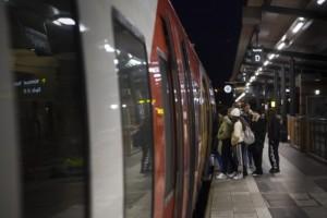 Tågförseningar orsakas av elfel