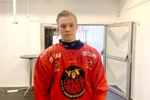Frölundatalang närmar sig övergång – tränade med Luleå