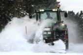 """Tidigare snöröjning ska minska luftföroreningarna – """"Inte säkert att det blir någon ökad kostnad"""""""