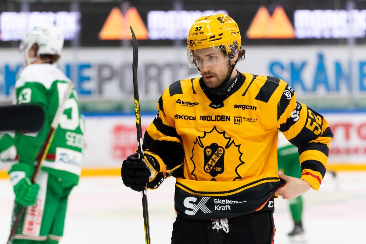 Arvid Lundberg flyttar tillbaka till Växjö