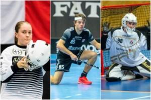 Tre Libk-spelare nära landslaget - uttagna i Guldsteget