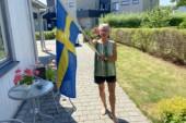 """Hon var olympier 1964: """"Hade leenden upp till öronen"""""""