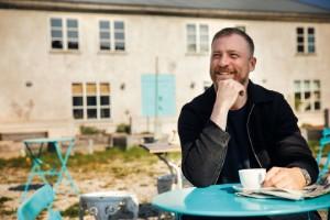 Jerka Johansson älskar livet på Gotland