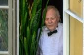 "Hoppfullt besök hos Stig Björkman i ""Corona film club"""