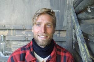 """Dennis kärlekslycka efter tuffa tiden i Norrbotten: """"Önska mig lycka till"""""""