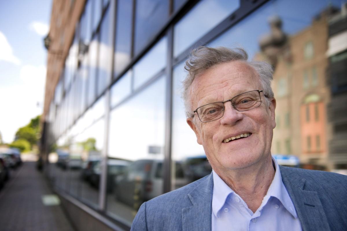 """Eriksson omvald som RF-ordförande: """"Tacksam"""""""